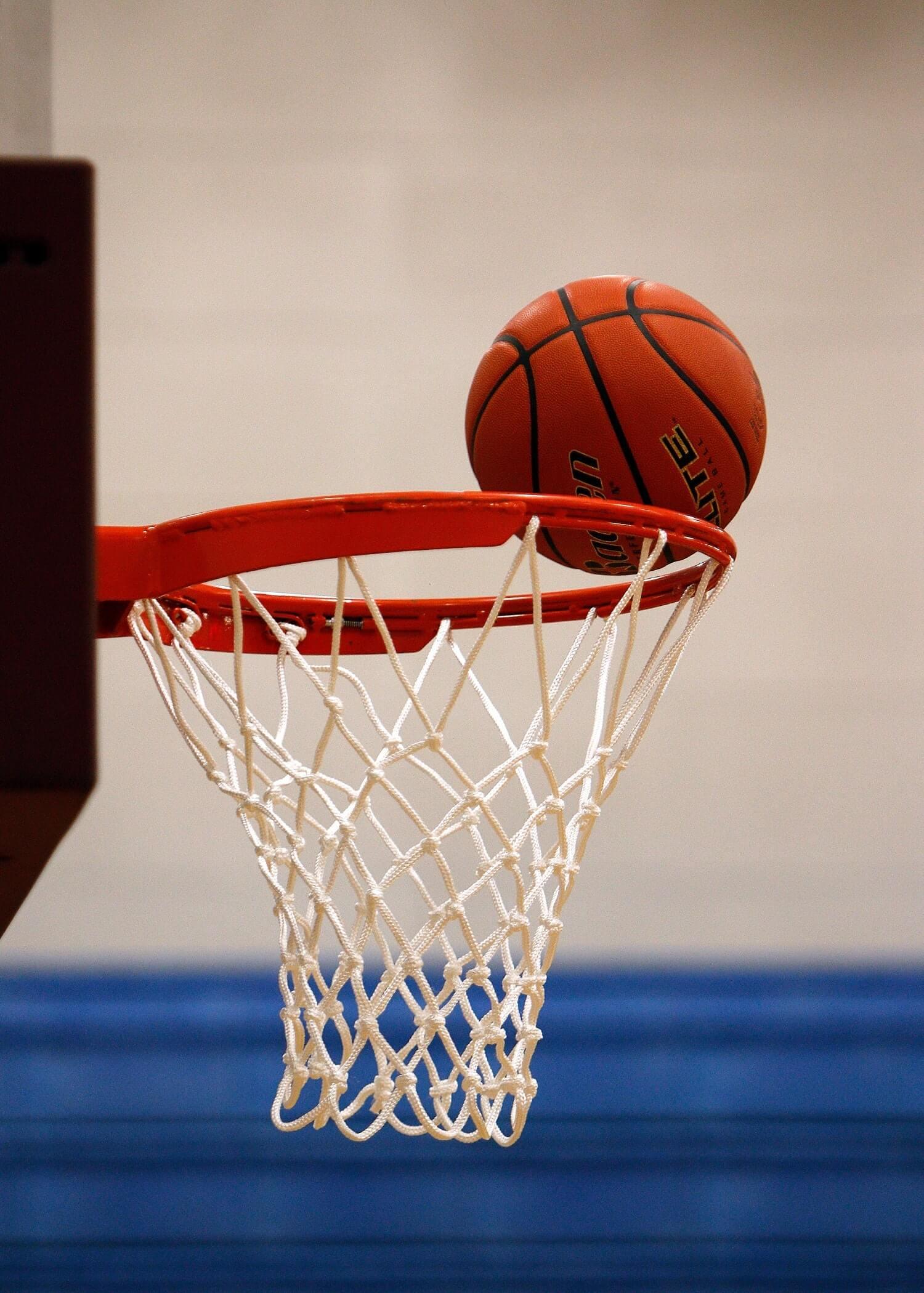 Data Driven Decision Making Basketball Hoop